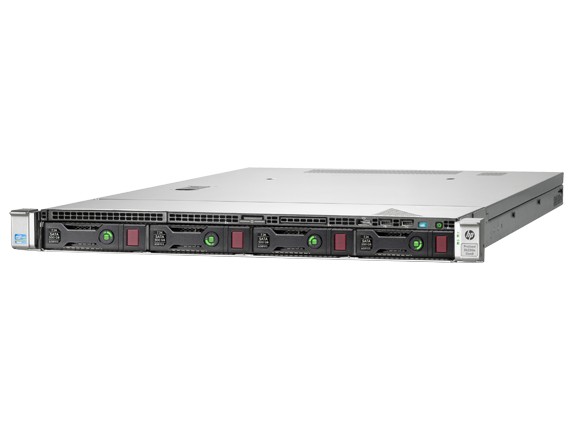 Сервер HP ProLiant DL320e Gen8 E3-1220v2 1 проц. 8 ГБ U 1 TБ 350 Вт (470065-774)