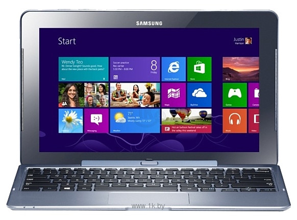 Планшет Samsung ATIV Smart PC 64Gb