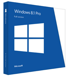 ОС Windows Pro 8.1 x32 Russian 1pk DSP OEI DVD FQC-06968